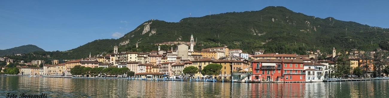 Lovere dal lago (foto G. Bonomelli)